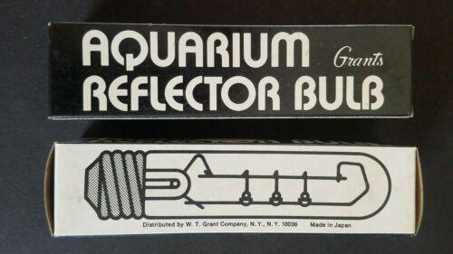 NEW IN BOX Grant Aquarium Reflector Bulb Clear 120V 25 Watt