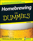 Homebrewing For Dummies by Marty Nachel (Paperback, 2008)