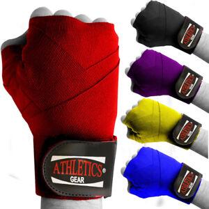 Hand-Wraps-Bende-Guanti-da-Pugilato-Interne-Muay-Thai-MMA-Mexican-Stretch