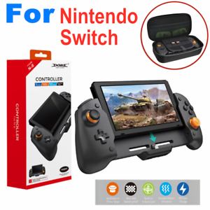 Handheld Controller Grip Console Gamepad For Nintendo Switch Motor Vibration HK~