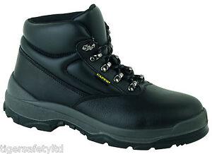 para Capps acero de de Lh811 trabajo S2 de Negro Calzado seguridad Botas mujer Bota Puntera Ppe vYUUpnrg