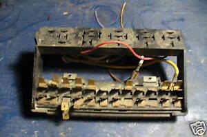 72 super beetle fuse box vw aircooled super beetle fuse assembly 71-72 1302s model ... 74 super beetle fuse box #11