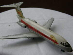 Vintage Original Aero Mini Trans World Airlines Douglas Dc-9. Pratiquement Comme Neuf