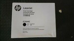 HP 64X SEALED Genuine HP High Yield Toner CC364XC for LaserJet P4015 P4515