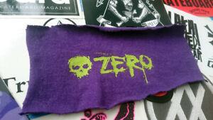 Details zu ZERO SKATEBOARDS PATCH AUFNÄHER VANS DC CARHARTT VOLCOM INDEPENDENT KRUX Skater