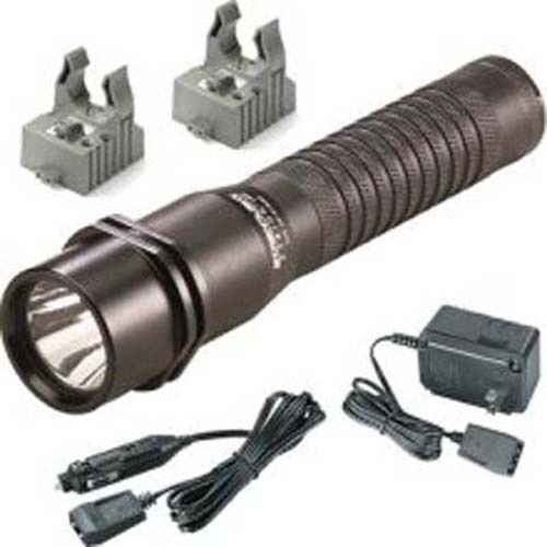 Strea ight 74302 Strion LED Flashlight ACDC 2 holder