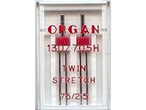 Órgano 130//705 H doble tramo a2 St 075//2.5