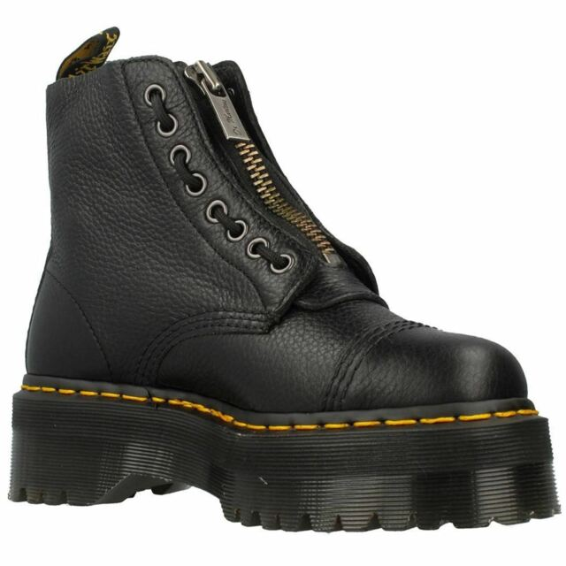 909d6456214 Dr Martens Womens Sinclair Aunt Sally Black Lace up Boot UK 8 for ...