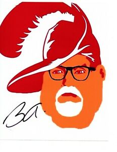 Bruce Arians Tampa Bay Bucs signed autographed 8x10 football photo BUCCO BRUCE!