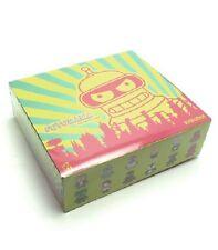 """KIDROBOT FUTURAMA 3"""" Series 1 SEALED CASE 16 blind boxes -2010 vinyl designer"""