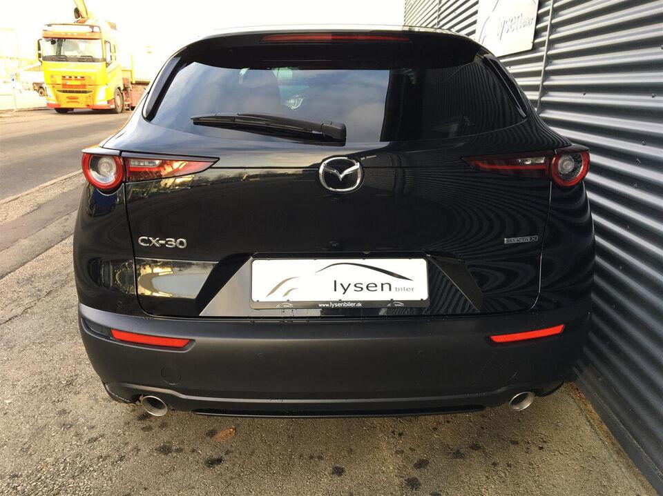 Mazda CX-30 2,0 Sky-X 180 Cosmo Benzin modelår 2019 km 0