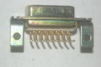 Amphenol Da15sa 15-pin 12x13 D-sub Panel Mount Connector Quantity-2