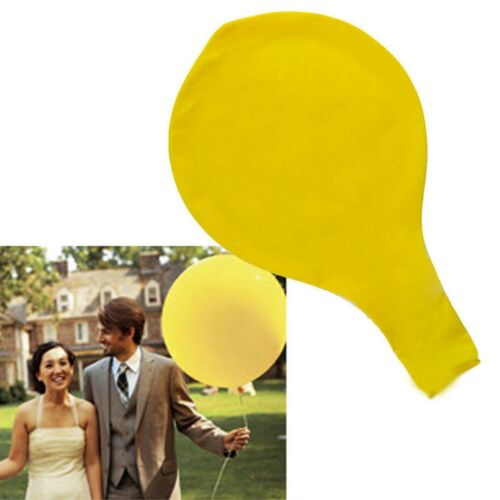 """36""""Inch Large Giant Big Latex Balloons Birthday Party Wedding Color For Choice"""