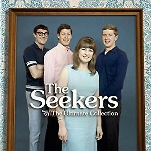 SEEKERS-2-CD-THE-ULTIMATE-COLLECTION-JUDITH-DURHAM-GREATEST-HITS-BEST-NEW