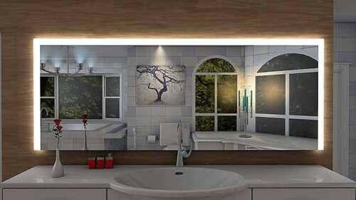 Miroir de salle Othis avec éclairage LED salle de bain miroir salle de bains miroir miroir mural