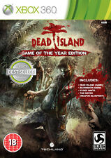 Dead island Game of the Year Edition ~ XBox 360 (in Great Condition)