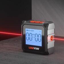 Digital Protractor Laser Usb Inclinometer 360 Level Angle Finder