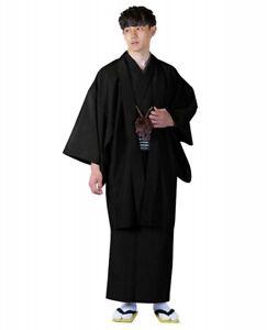 Kimono Haori Set Of 2 Men S Japanese Traditional Wear Any Size S Xll Japan Ebay