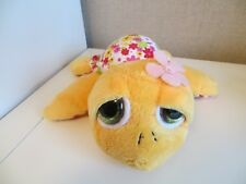 Soft Toys & Stuffed Animals Plush/Beanie Toys & Games Lil/Li'l Peepers Small 15.2cm Sunshine the Turtle Soft Toy by Suki