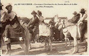(s-14473) France - 13 - Les Stes Maries De La Mer Cpa Non Identifie F5edduqd-08002903-118150126