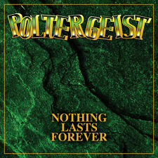 POLTERGEIST - Nothing Lasts Forever (LIM.RERELEASE*SUI TECH/THRASH METAL*CORONER