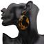 Boho-Women-Jewelry-Acrylic-Resin-Tortoise-Shell-Hoop-Earrings-Round-Circle thumbnail 37
