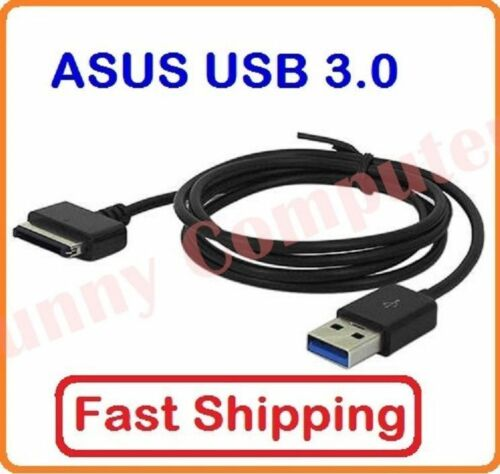 ASUS Vivo RT Tablet TF600 TF600T TF701T TF810C USB3.0 Data Sync Charger Cable