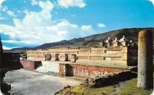 Mexico La Zona Arqueologica de Mitla Oaxaca Ruins of a Zapotecan Temple