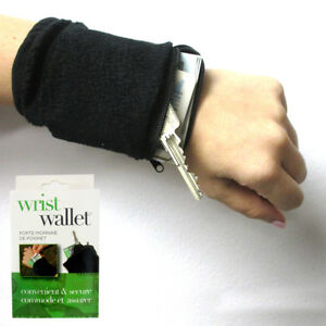 Wrist-Wallet-Arm-Fleece-Sport-Pouch-Band-Zipper-Running-Travel-Gym-Money-ID-Card