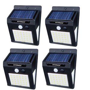 4-LAMPADE-LED-SOLARE-DA-ESTERNO-GIARDINO-FARETTO-FOTOVOLTAICO-CON-SENSORE-LUCE