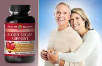 Blood Glucose Meter - Blood Sugar Support - Dietary Supplement 1 Bottle 60 Caps.
