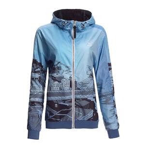giacca a vento puma donna