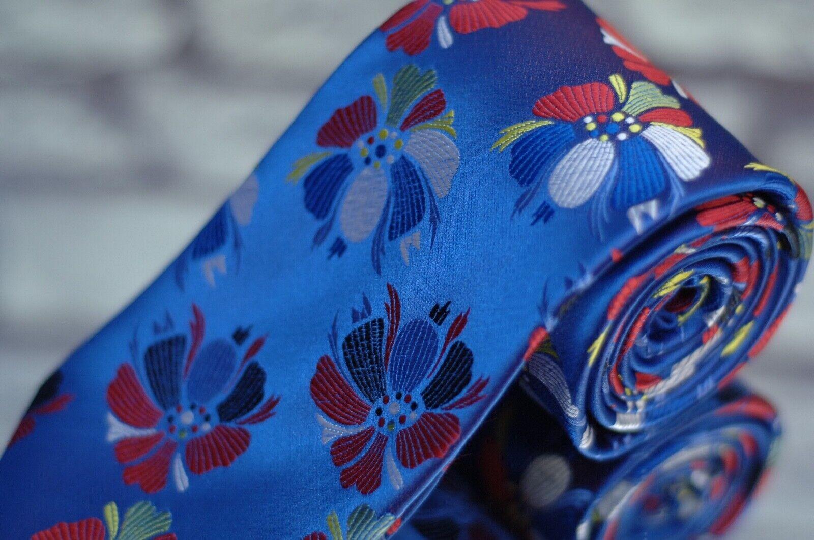 Lord R Colton Colton Colton Meisterwerke Limitierte Krawatte - Osaka Blood Blaume Blau - Neu     | Hohe Qualität und günstig  68ddc5