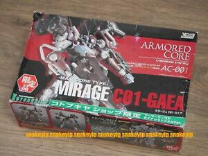 1//72 scale Plastic model Kotobukiya Armored Core JAPAN Mirage C01-GAEA