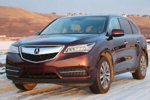 2015 Acura MDX Navigation Package Luxury SUV