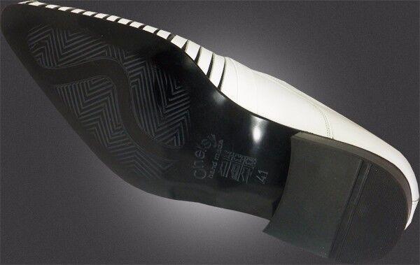 ORIGINALE squalo Chelsy-Designer Italiano Festa Slipper squalo ORIGINALE branchie handmade 43 Scarpe classiche da uomo b87c09