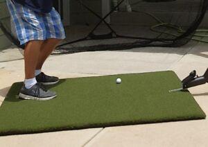 Details About Premium Full Size 4x5 Country Club Elite Golf Practice Mat Golf Range Matt Mats