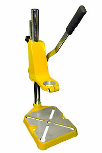 Heavy-Duty-Bench-Top-Drill-Stand-For-Hand-Electric-Power-Drill