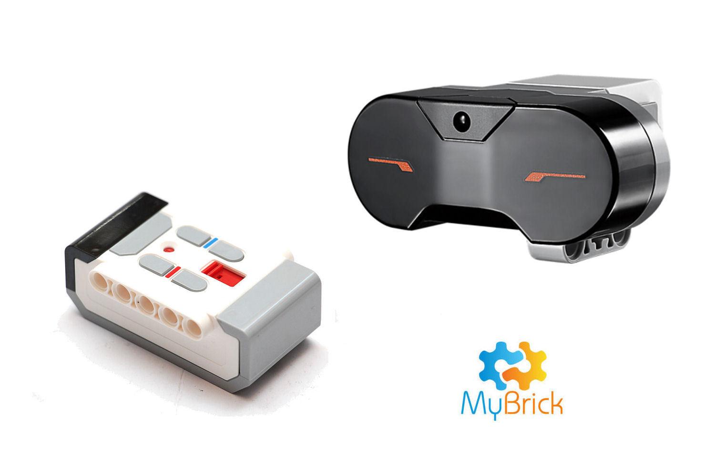 Lego Mindstorms EV3  Infrared Sensor (95654) and Beacon (45508)   - Free Postage