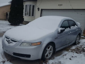 2004 Acura TL Automatic with Navigation  $1400