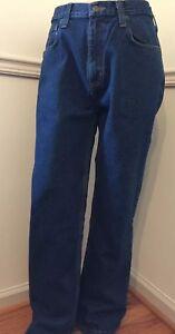 NWT Carhartt Relaxed Fit Straight Leg Jeans Jean Denim Blue B460 DVB B460DVB Men