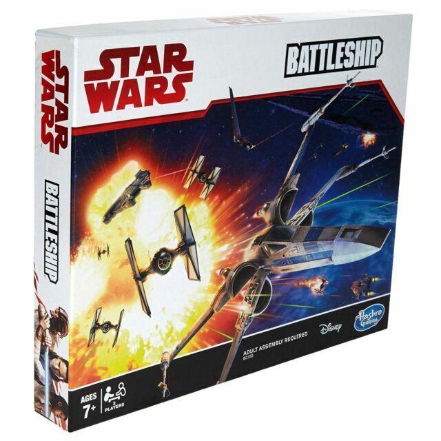 2016 Hasbro Star Wars Battleship Board Game For Sale Online Ebay