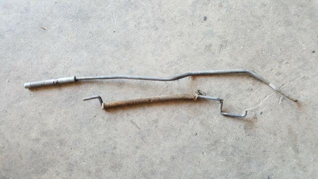94 98 Mustang Left Driver Or Right Passenger Door Linkage Rods 5 0 Pair Ebay