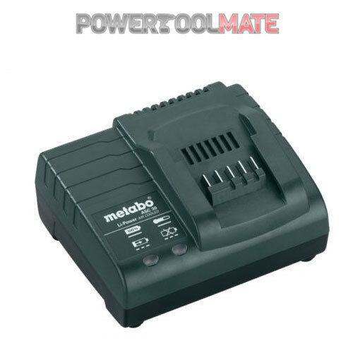 Metabo 627045000 240 V ASC30-36 minute refroidi par air Chargeur batterie