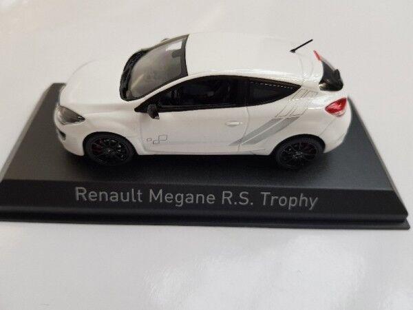 1 43 43 43 norev Renault Megane R.S. Trophy 2014 perla 517704 75441a