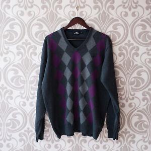 Maglione uomo sottile con toppe VARI COLORI sweater US POLO ASSN USPOLO SALDI
