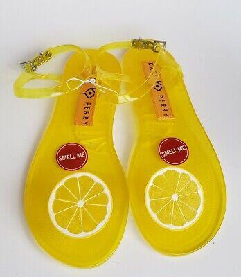 Katy Perry The Geli Sandals Lemon