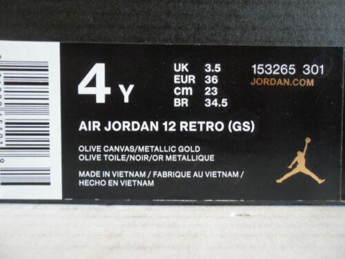 Cp 5 12 Sz 5 Retro womens 153265 Air 301 de 2013 Nike gs clase 4y Jordan qFHwpqnOX