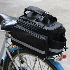 Bicycle-Bike-Rear-Rack-Bag-Removable-Carry-Carrier-Saddle-Bag-Pannier-Raincover