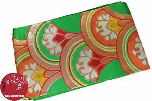 KIMONO-YUKATA-OBI-JAPANESE-GENUINE-CEINTURE-JAPONAISE-JAPANSKA-MADE-IN-JAPAN
